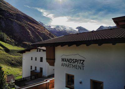Apartment Ausblick